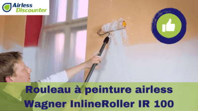 rouleau airless