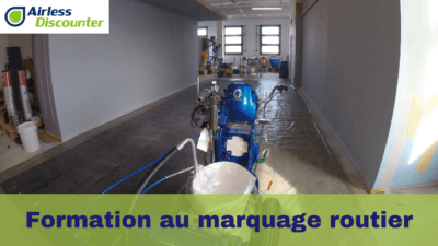 Formation marquage routier