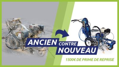 opé marquage routier airless discounter