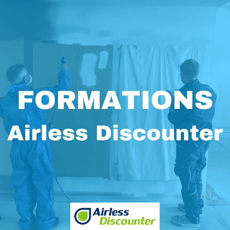 Formations Airless Discounter