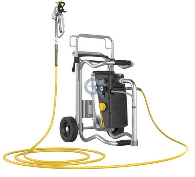 Wagner SF 23 Plus Airless Spraypack Dispersion HEA