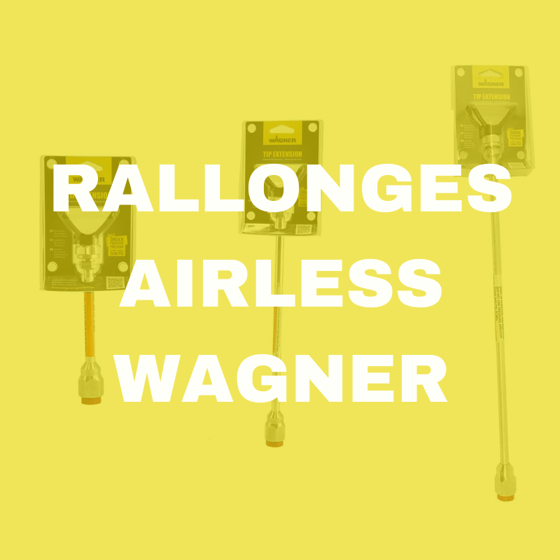 Rallonges Airless WAGNER