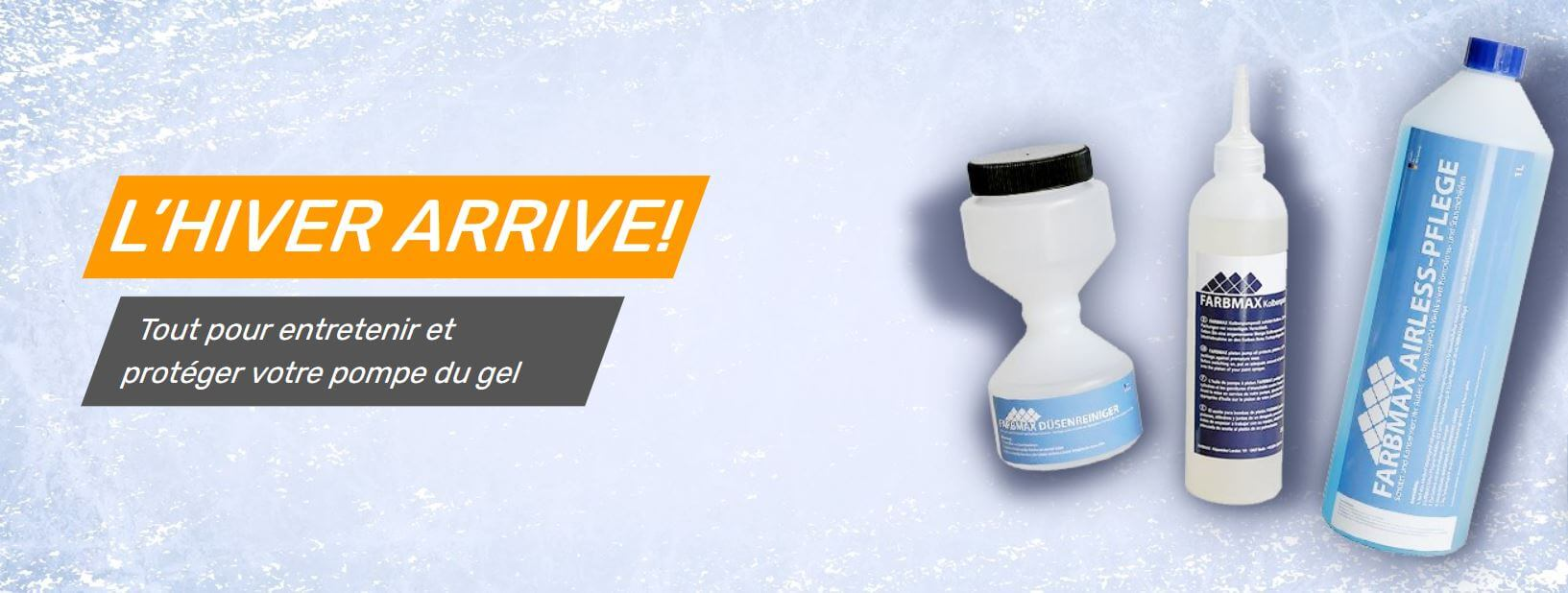 airless hiver promo