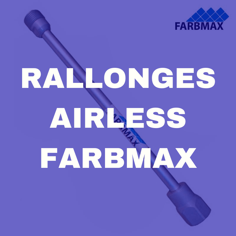 Rallonges airless Farbmax