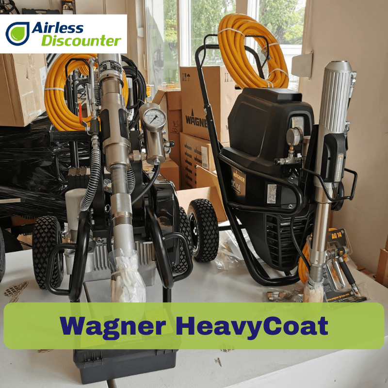 Wagner HeavyCoat 750 à 970