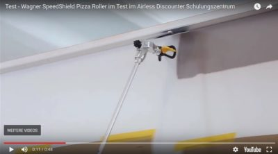 Wagner SpeedShield Pizzaroller im Test