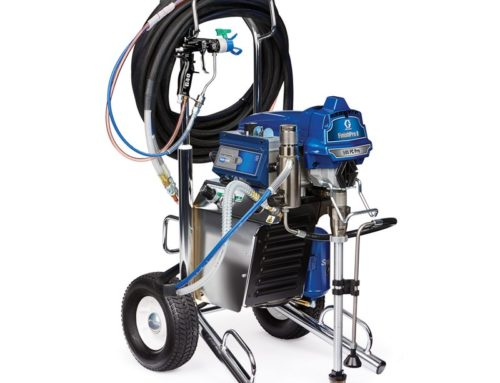 Video – Graco FinishPro II 595 PC Pro im Überblick