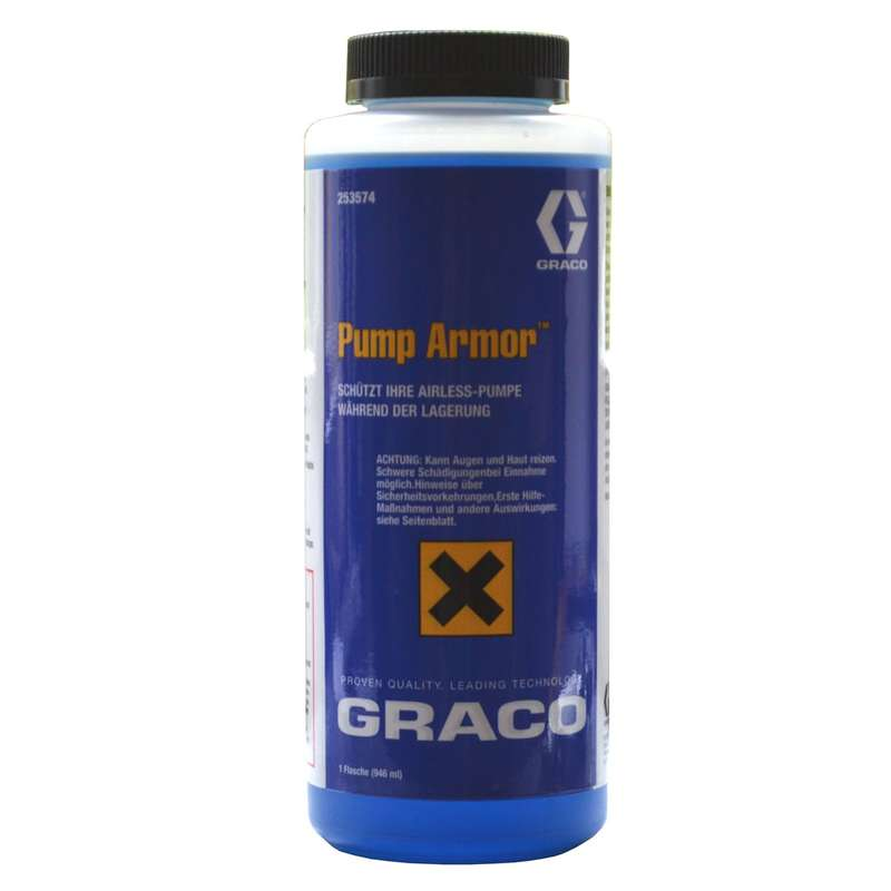Graco Pump Armor - Cleaning agent for airless paint sprayers - 946 ml