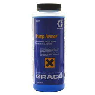 Graco Pump Armor - Cleaning agent for airless paint...