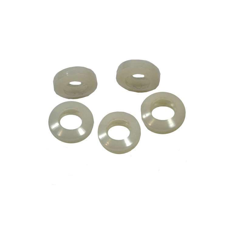 5 Gaskets for Tip and Holder - White