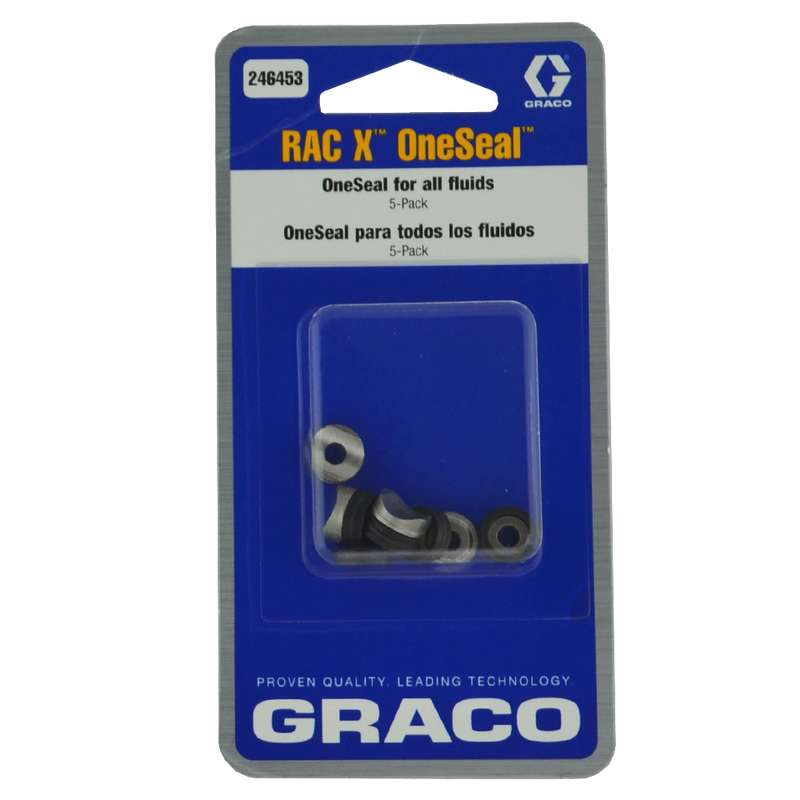 Graco Gaskets for RAC X Airless Spray Tip - 246453