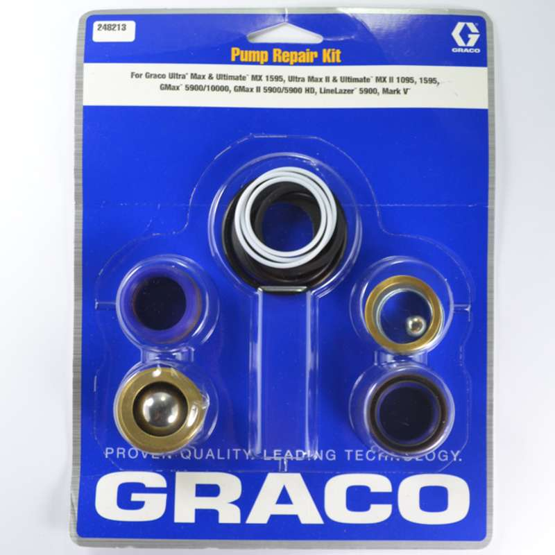 Graco REPARATURSATZ Mark V UltraMax II 1095 1595 - 248213