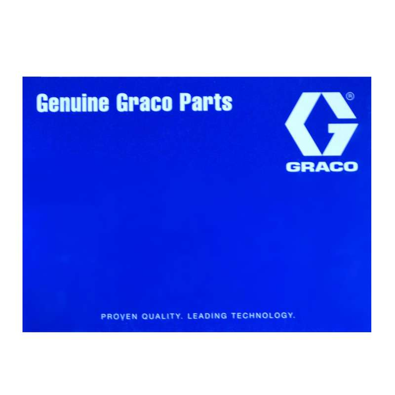 Graco WASHER, SUPPORT, PACKING - 296085