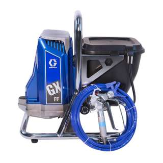 Graco GX FF - Airless paint sprayer for lacquers