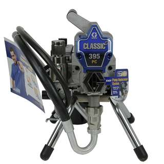 Graco CLASSIC S 395 PC STAND - Airless paint sprayer
