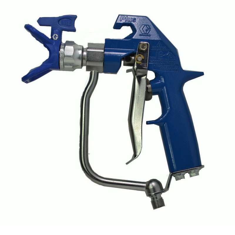 Graco HD Blue Texspray - Airless Spray Gun for Spackle, Plaster or Filler