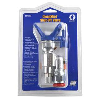 Graco - CleanShot Shut-Off Valve - Swivel Joint