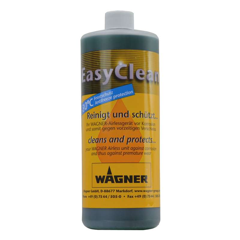 Wagner EasyClean - Cleansing agent for Airless paint sprayers