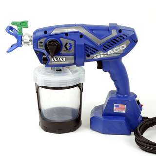 Graco ULTRA AIRLESS HANDHELD AC - Sprayer for Water-based...