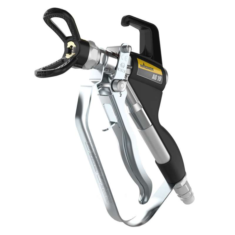 Wagner AG19 Airless Spray Gun for Spackle, Plaster and Thick Film - 2341127