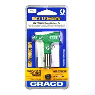 Graco RAC X LP Spray Tip - Low Pressure Spray Tip