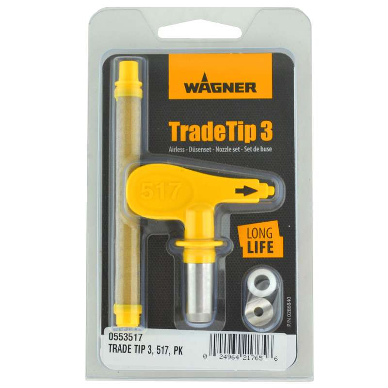 Wagner TradeTip 3 - Spray Tip for Airless guns - different sizes