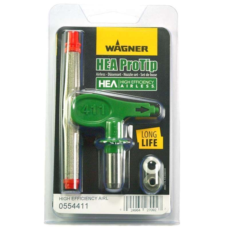 Wagner HEA ProTip - High Efficiency Airless - Spray Tip