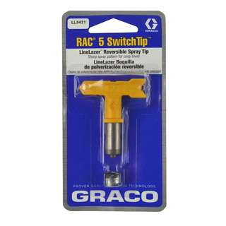 Graco RAC V LineLazer - Spray Tip for Airless Paint...