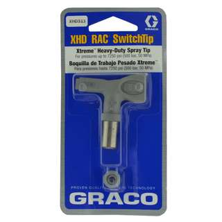 Graco XHD Airless Spray Tip for Paint Sprayers up to 500 bar