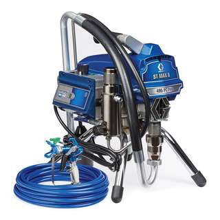 Graco ST MAX II 495 PC PRO Airless Paint Sprayer - 17E871