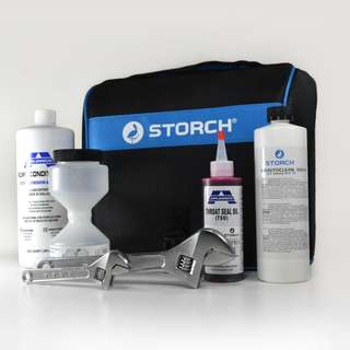 Storch Airless accessory bag with contents - 699570
