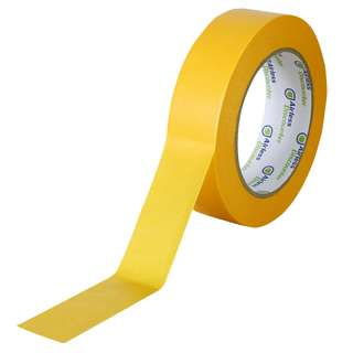 Cinta de enmascarar Airless Discounter Gold 30 mm x 50 m