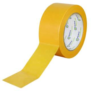 Cinta de enmascarar Airless Discounter Gold - 50 mm x 50 m