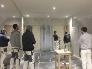 Paint Tech The Place To Learn How To Paint Spraying With Airless In