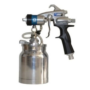 Graco HVLP EDGE Gun with Suction Cup