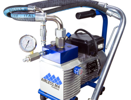 All You Need to Know About the FARBMAX Sprayer M Models