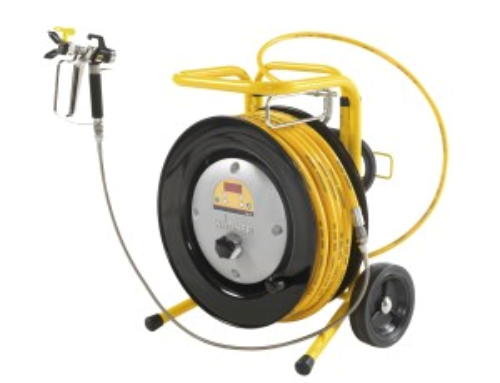 Heated Hose Systems for Airless Spraying Equipment – Wagner TempSpray