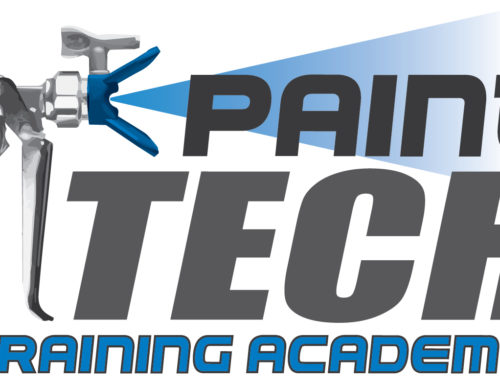 PaintTech Academy Supports our Training Workshops