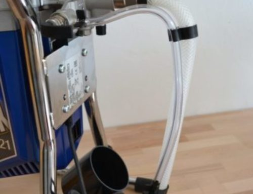 Airless pump Graco GX 21 does not work – what to do, how to repair it yourself?