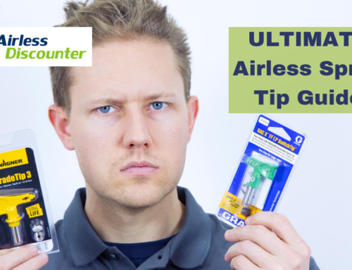 Ultimate Airless Spray Tip Guide for Painters & Decorators