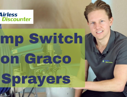 10/16 Amp Switch and 15/20 Amp Switch on Graco Sprayers – Airless Q&A #20
