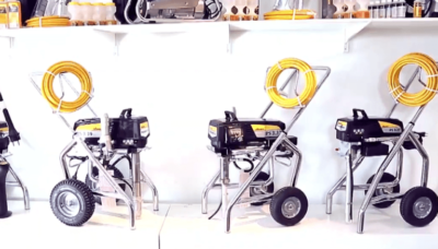 Wagner Airless Rental