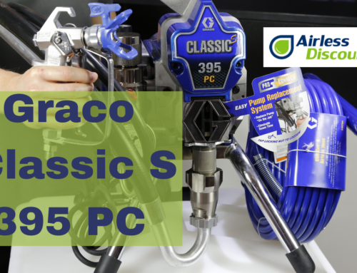 Graco Classic S 395 PC Overview – Specifications, Features and Delivery