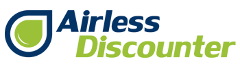 Airless Discounter – News for Home Painters Logo