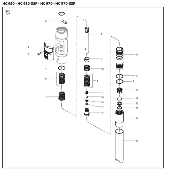 Wagner-HC-970-fluid-section