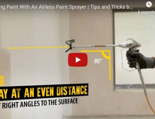 Spraying Airless for Dummies – Video