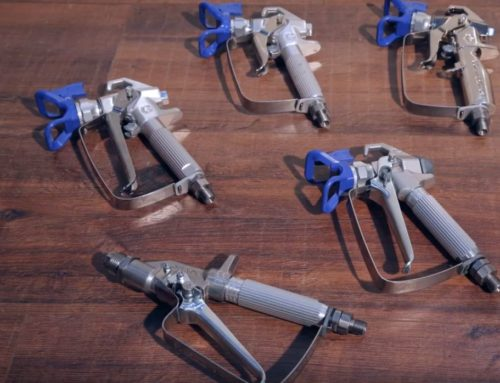 Overview Graco spray guns – Which spray gun fits my Airless?