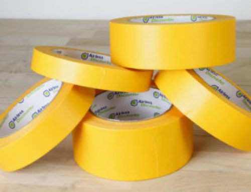 Airless Discounter Gold Tape – now available!