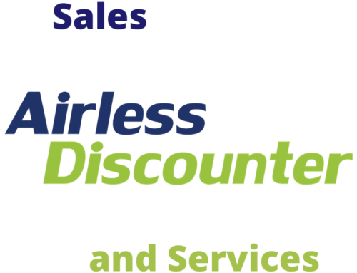 All services Airless Discounter