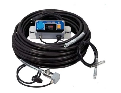 Graco °C-MAX 3023 and Graco °C-MAX 1513 heated hose systems